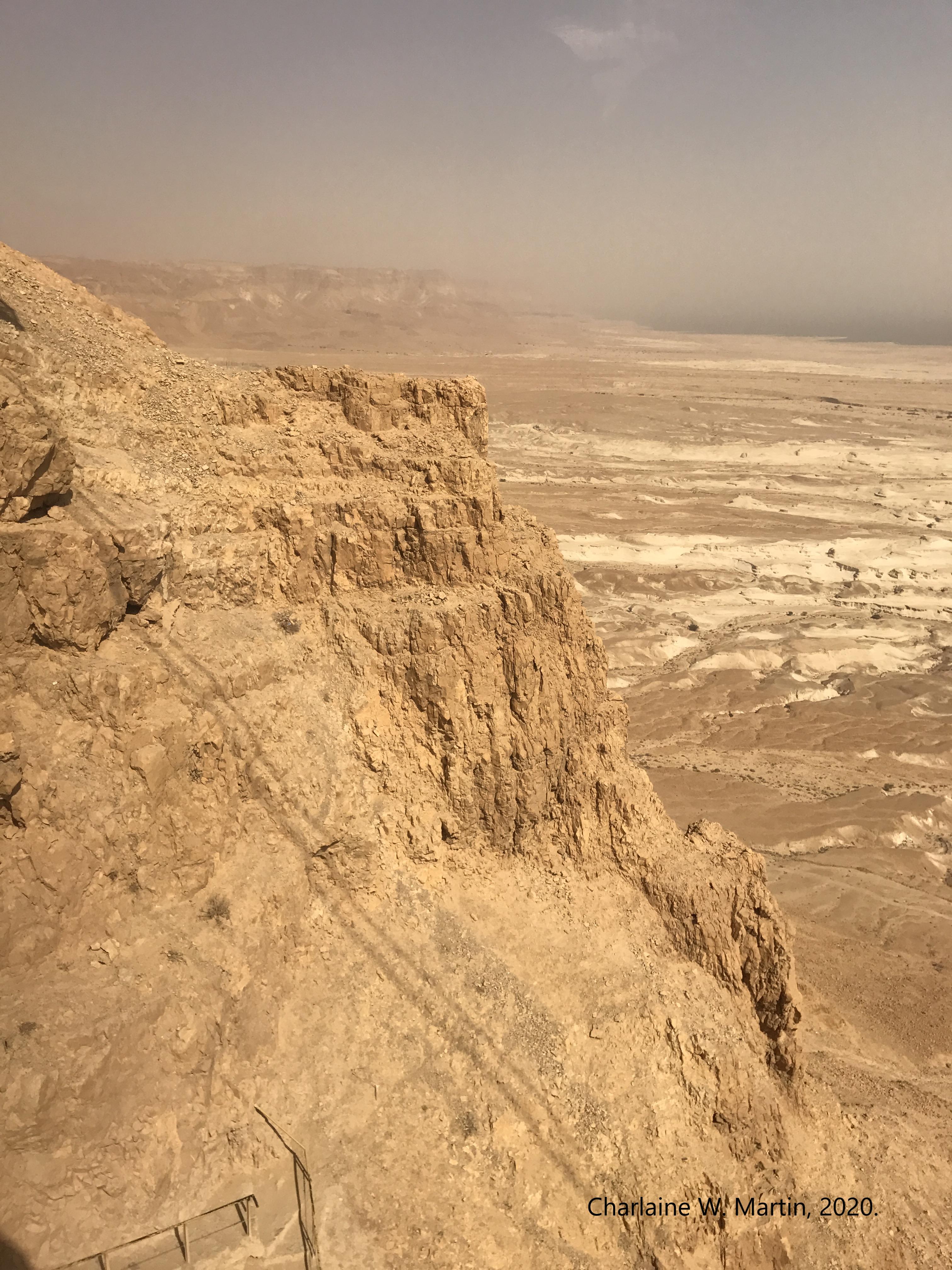 Seeking Relief in a Spiritual Desert