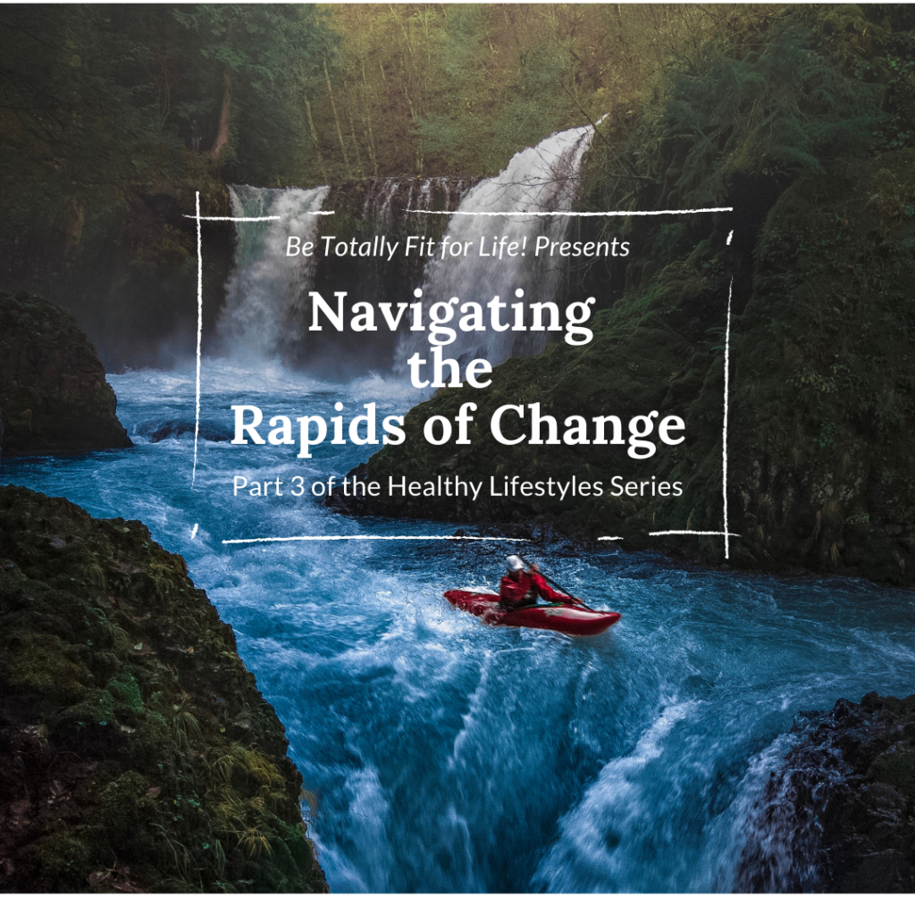 Discover how to navigate the troubled waters of difficult circumstances that threaten your journey to total health.
