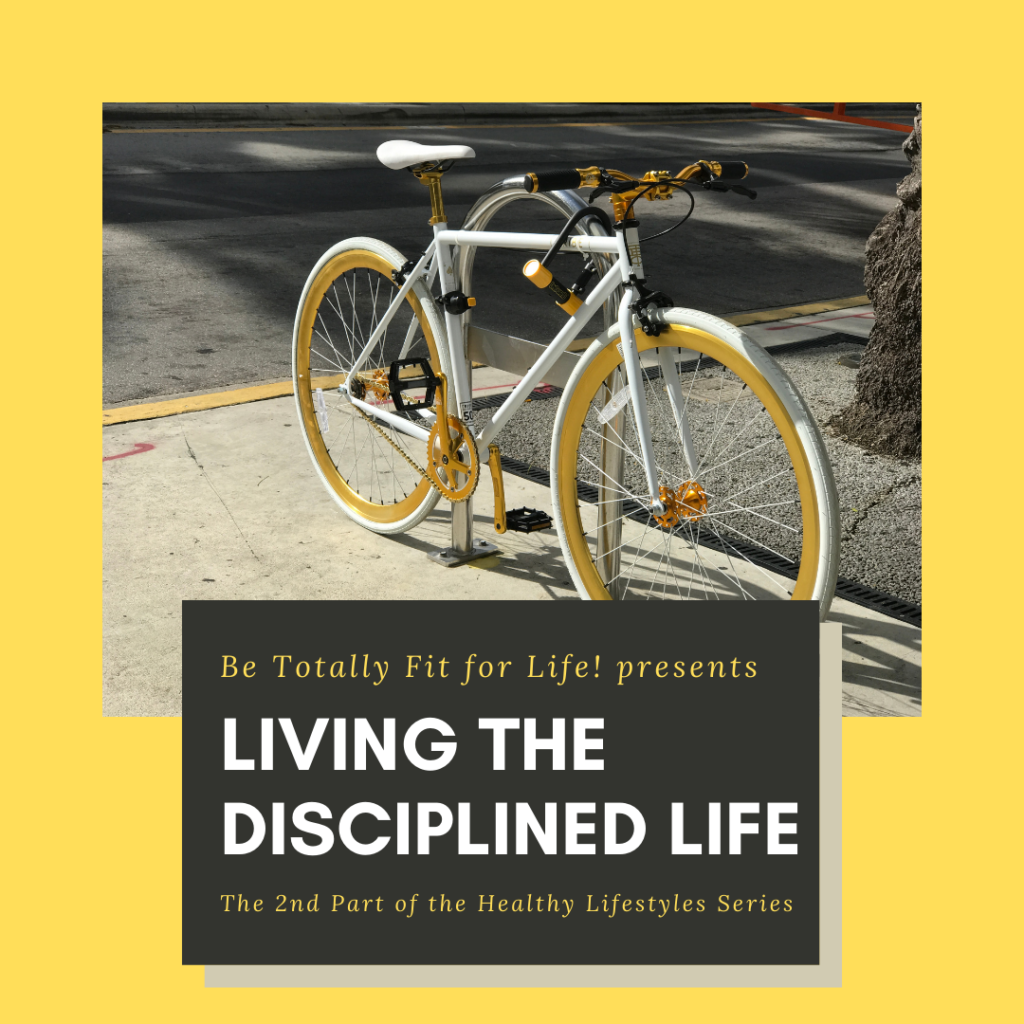 Discover how the Spiritual Disciplines help you on your journey to total health.