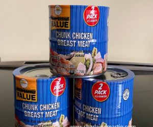 Pandemic Blessing: Canned Chicken